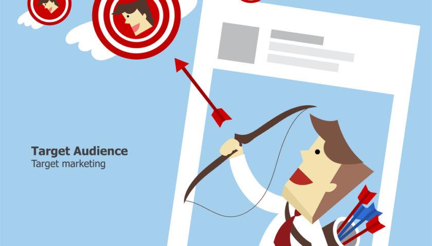 target audience socialiency advertising