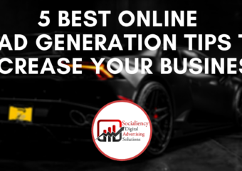 5 Best Online Lead Generation Tips To Increase Your Business